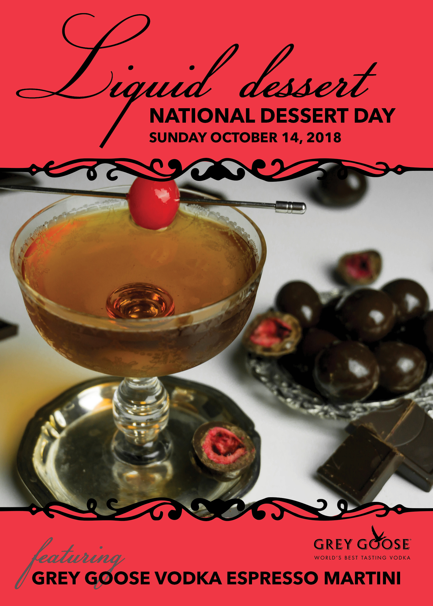 National Dessert Day Perle on Maple